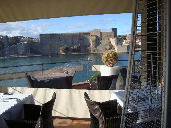 Restaurant Le Neptune: Vista
