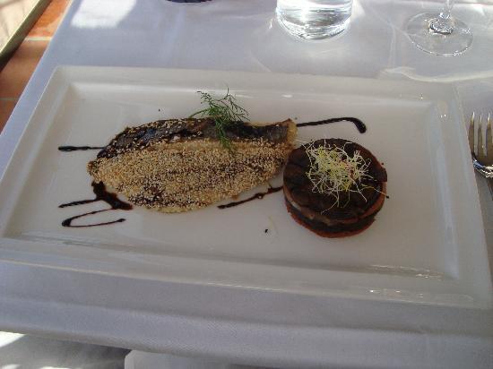 Restaurant Le Neptune: Pratos
