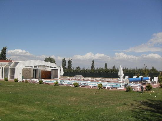 Agriturismo Lama di Valle Rosa: solarium e parco