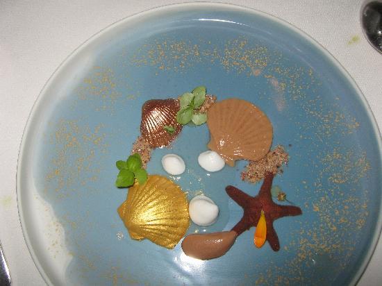 Oud Sluis: Dessert. 1