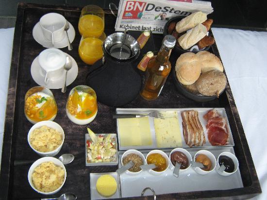 Oud Sluis: Breakfast