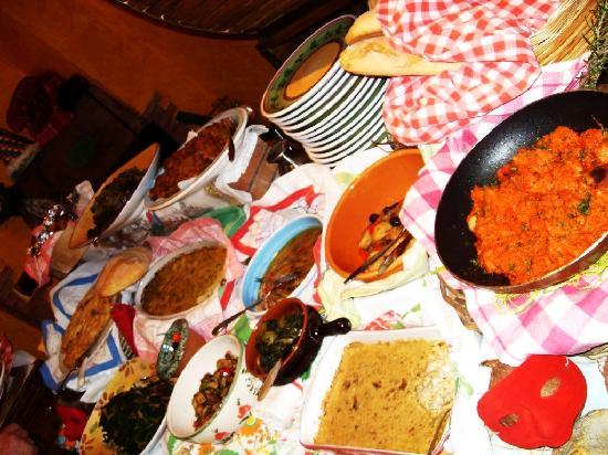 Trattoria Morello: il buffet