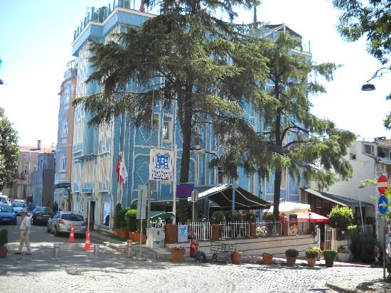 The Blue House Hotel