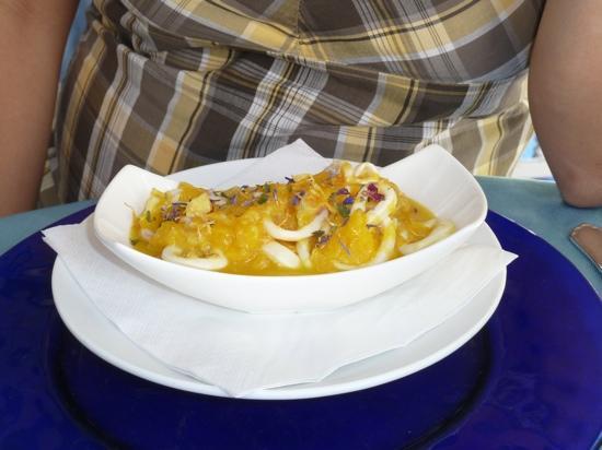 Tha'am: marinata at Thaam