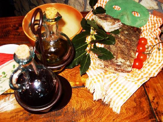 Trattoria Morello: i prodotti genuini