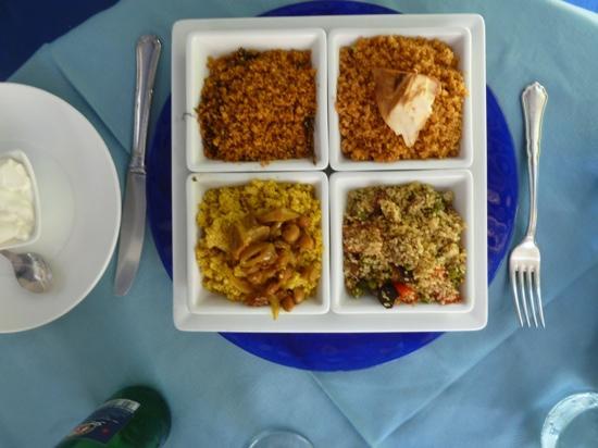 Tha'am: taste of couscous at thaam