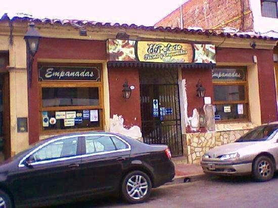 """""""El Palacio"""",... comimos como reyes !!!"""