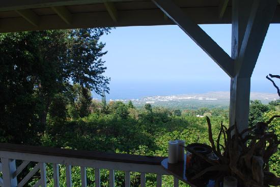 Lilikoi Inn: The View