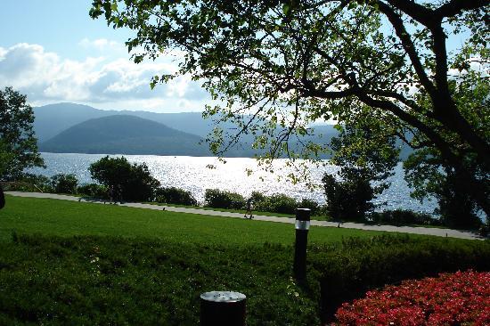The Sagamore Resort: View of the lake