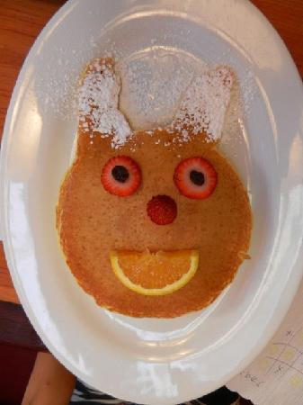 Metro Cafe Diner: Pancake für Kids