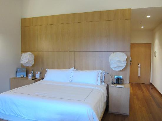 Hotel Marques de Riscal a Luxury Collection Hotel: very comfortable bed
