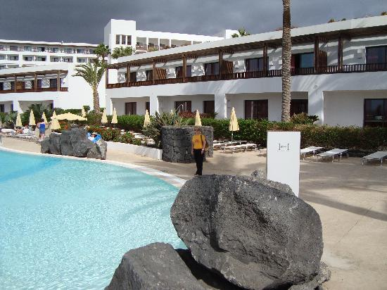 Hesperia Lanzarote: The suites