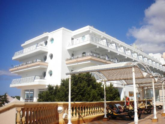 Insotel Hotel Formentera Playa: vista hotel