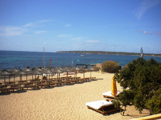 Insotel Hotel Formentera Playa: spiaggia privata Insotel