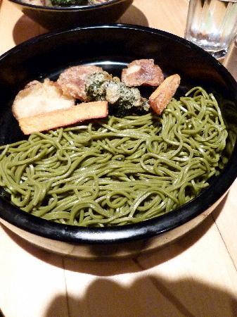 Pai Men Miyake: Green Tea Soba