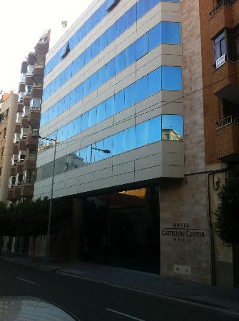 Tryp Castellon Center: hotel