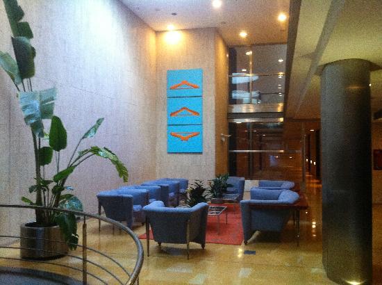 Tryp Castellon Center: hall