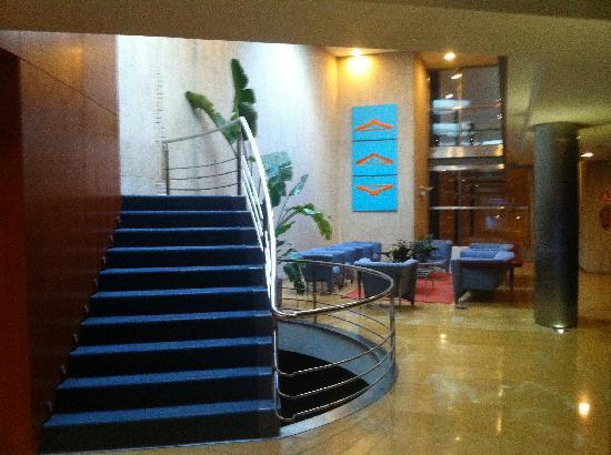 Tryp Castellon Center: hall 2