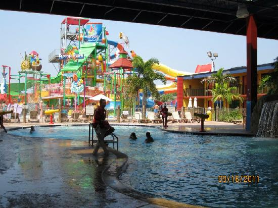 ‪‪Coco Key Hotel and Water Park Resort‬: Water park‬