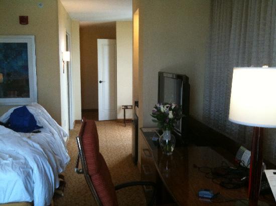 Lancaster Marriott at Penn Square: Room