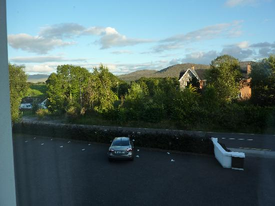 Kenmare House : View from our room