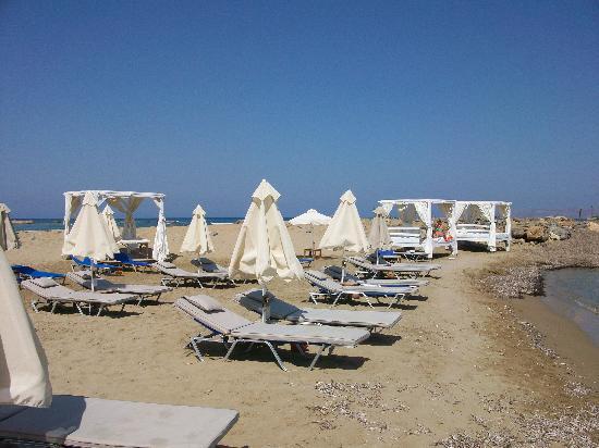 Carte Crete Kokkini Hani.View Of The Al A Carte Area Picture Of Knossos Beach