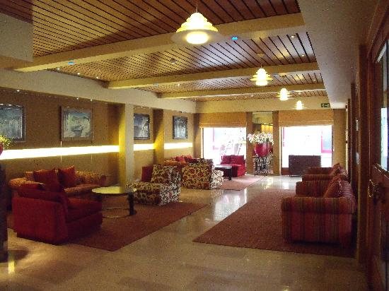 Park Hotel Brugge: Lounge Area