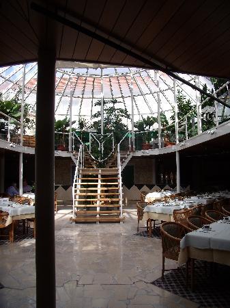 Park Hotel Brugge: Dining Room