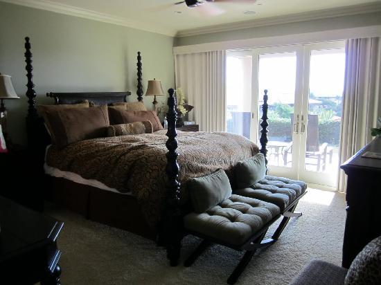 Ho'olei at Grand Wailea: Master Bedroom