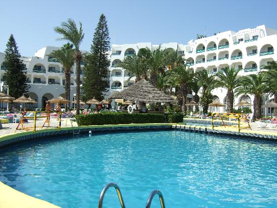 Hotel Marhaba Beach  Tunesien