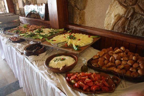 Pineland Hotel and Health Resort: Breakfast Buffet