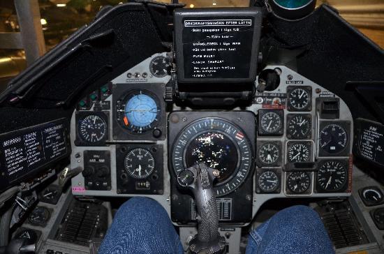 Aeroseum: Viggen Cockpit