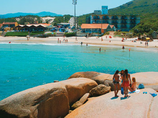 Che Lagarto Hostel Florianópolis: Playas