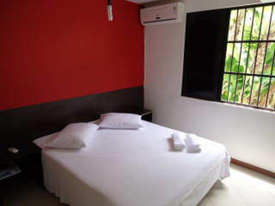 Che Lagarto Hostel Florianópolis: Habitación doble