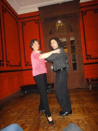 Tango Alejandro Gee: Very enjoyable experience