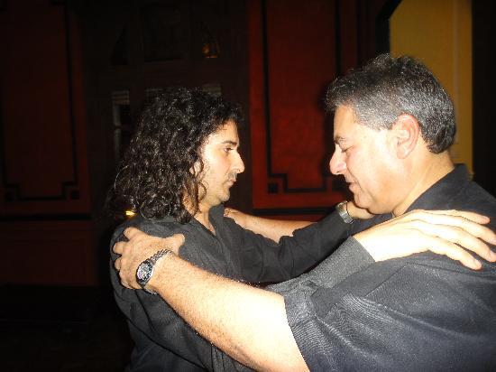 Tango Alejandro Gee: Teaching my husband to Tango