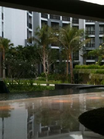 โรงแรมพูลแมน บาหลี ลีเกี้ยน เนอร์วานา: halle