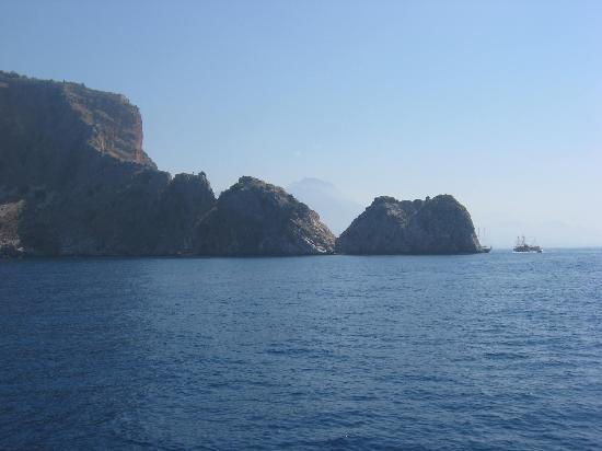 My Kolibri Hotel: Bootsfahrt nach Alanya