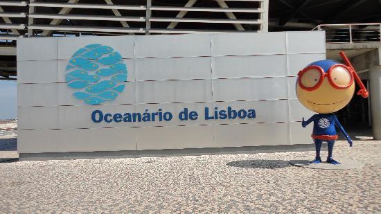Oceanário de Lisboa: ingresso/uscita
