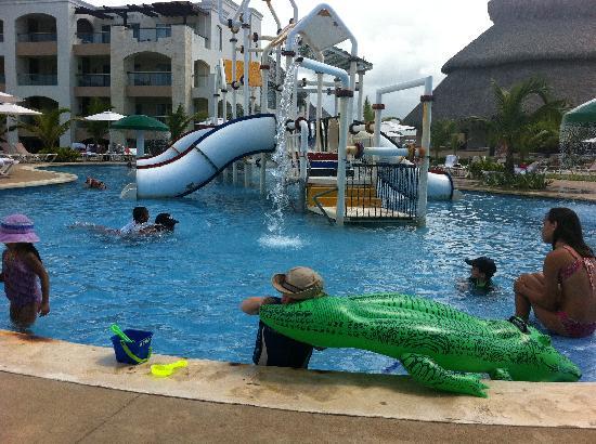 Hard Rock Hotel & Casino Punta Cana: Kiddie Pool