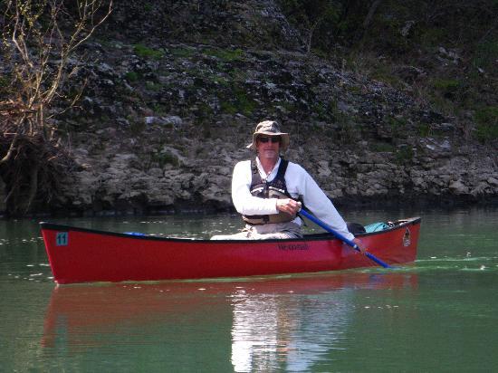 Buffalo National River Park: Canoeing the Buffalo