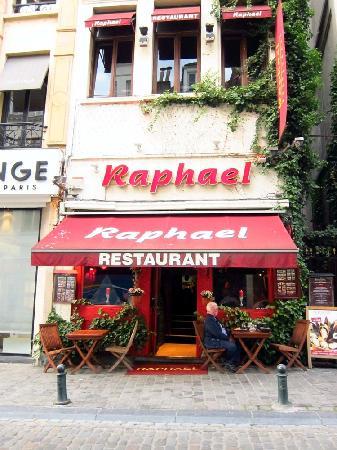 Raphael Restaurant: Raphael's restaurant