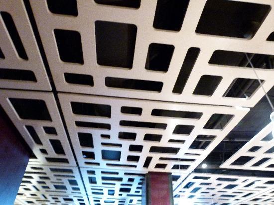 Miyake: The ceiling - loved it