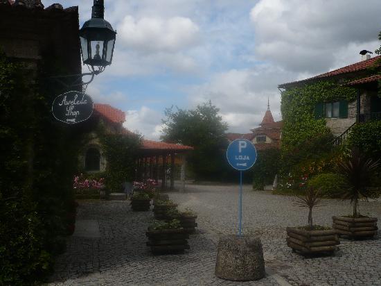 Quinta da Aveleda: The Shop