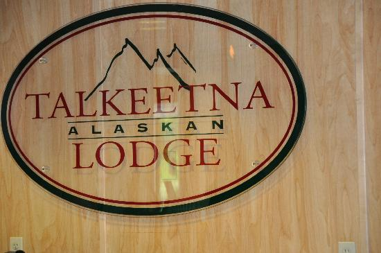 Talkeetna Alaskan Lodge: Welcome!