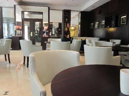 บรัสเซลส์ มาริออทโฮเต็ล: Executive Lounge