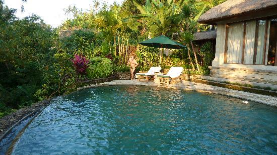 โรงแรมรอยัล ปิตา มาฮา: pool villa