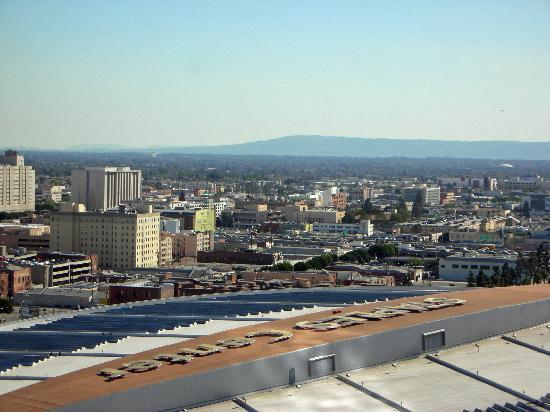 โรงแรมเจดับบลิวแมร์ริออตต์ ลอสแอนเจลิส แอท แอลเอไลฟ์: View from Room