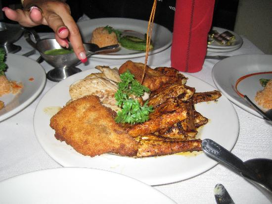 Tesoro Los Cabos: you hook they cook it!!!!