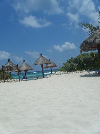 Grand Bahia Principe Tulum: beach